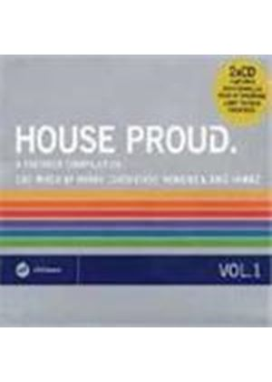 Various Artists - House Proud Vol.1 (Mixed By The Constipated Monkeys)