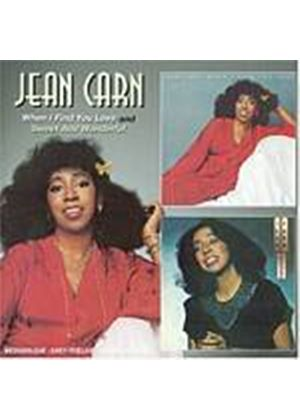 Jean Carn - When I Find You Love/Sweet And Wonderful (Music CD)
