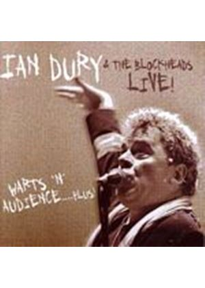 Ian Dury And The Blockheads - Warts n Audience - Plus! (Music CD)