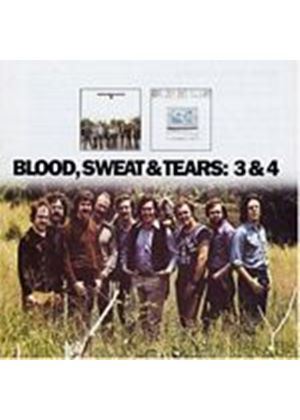 Blood, Sweat & Tears - Blood, Sweat & Tears 3/Blood, Sweat & Tears 4 (Music CD)