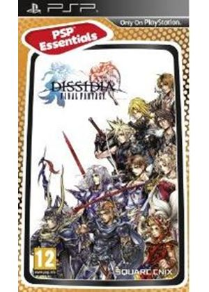 Dissidia Final Fantasy - Essentials (PSP)