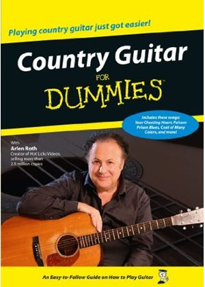 Country Guitar for Dummies