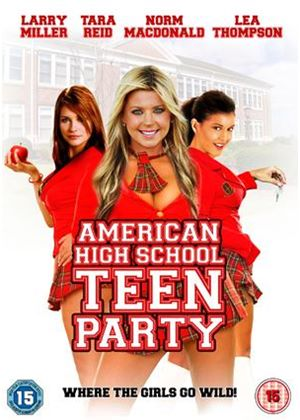 American High School Teen Party
