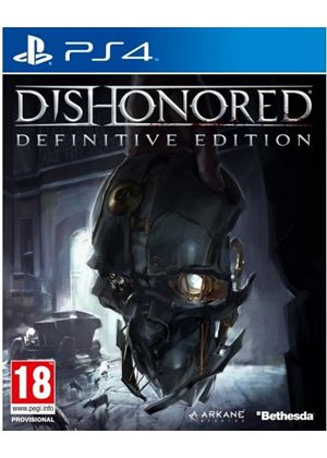 Dishonored The Definitive PS4 Game
