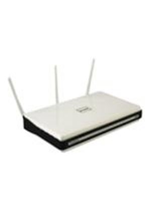 D-Link Wireless N Gigabit Router DIR-655 - Wireless router + 4-port switch - EN, Fast EN, Gigabit EN, 802.11b, 802.11g, 802.11n (draft)