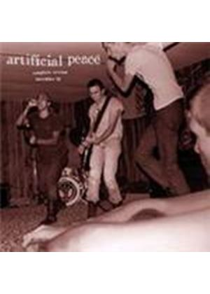 Artificial Peace - Complete Session November 1981 (Music CD)