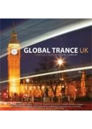 Various Artists - Global Trance UK (Mixed & Compiled By Sly One vs Jurrane) (Music CD)