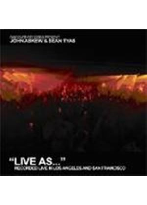 Various Artists - Trance - Live As Recorded Live