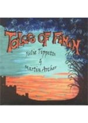 Julie Tippett & Martin Archer - Tales Of Finin (Music CD)
