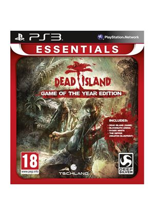 Dead Island - Game of Year Edition - Essentials (PS3)