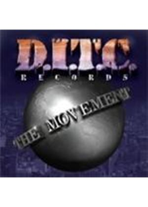DITC - Movement, The (Music CD)