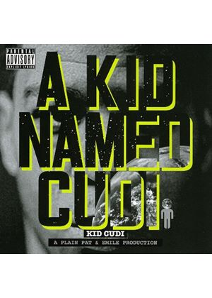 Kid Cudi - Kid Named Cudi, A (Music CD)