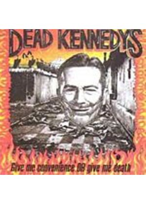 Dead Kennedys - Give Me Convenience Or Give Me Death (Music CD)