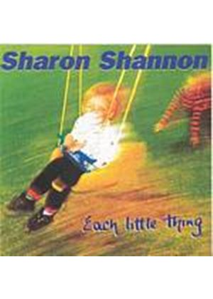 Sharon Shannon - Each Little Thing (Music CD)