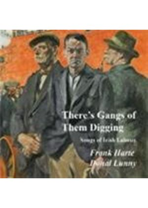 Frank Harte/Donal Lunny - There's Gangs Of Them Digging
