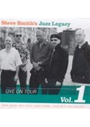 Steve Smith - Live On Tour Vol.1 (Music CD)