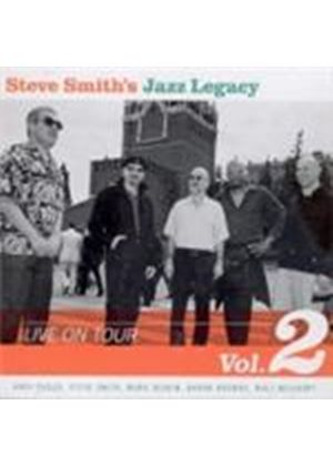 Steve Smith Jazz Legacy - Live On Tour Vol.2 (Music CD)