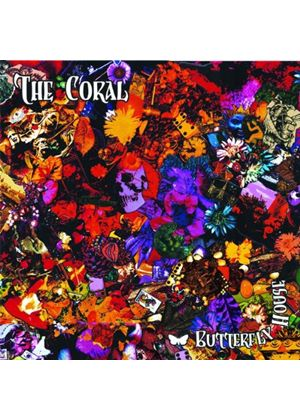 The Coral - Butterfly House (Music CD)