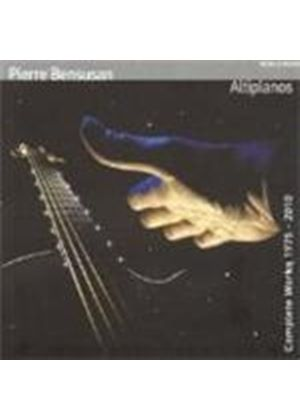 Pierre Bensusan - Altiplanos (Music CD)