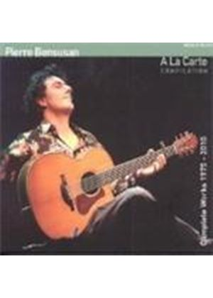 Pierre Bensusan - A La Carte (Best Of) (Music CD)