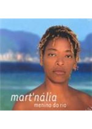 Mart'nalia - Menino Do Rio (Music CD)