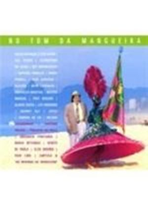 Various Artists - No Tom Da Mangueira (Music CD)