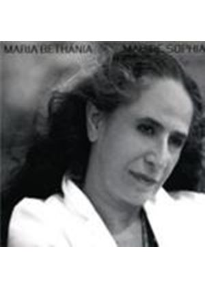 Maria Bethania - Mar De Sophia (Music CD)