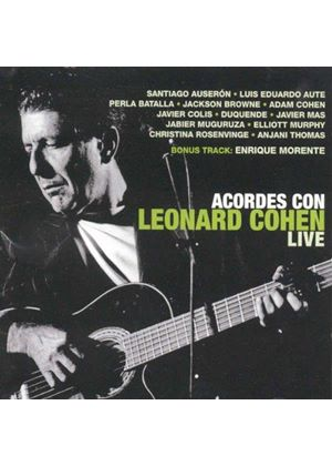 Various Artists - According to Leonard Cohen (Live) (Music CD)