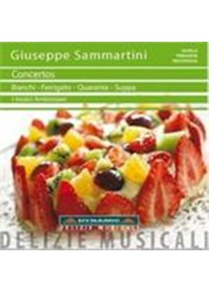 Sammartini: Concertos (Music CD)