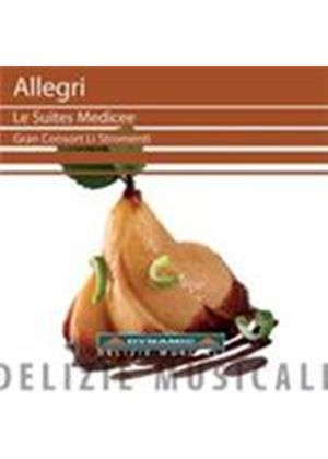 Allegri: (Le) Suites Medicee (Music CD)