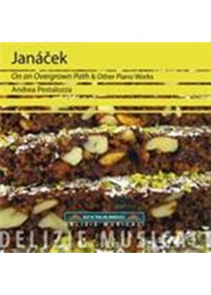 Janácek: On an Overgrown Path (Music CD)