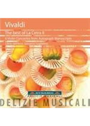 Vivaldi: (The) Best of La Cetra, Vol 2 (Music CD)