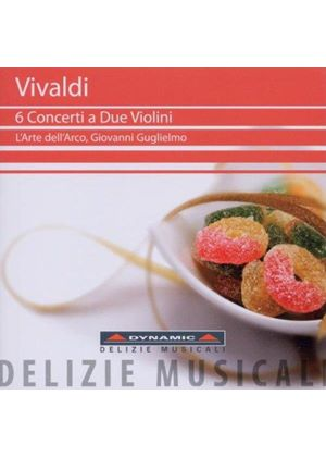 Vivaldi: 6 Concerti a Due Violini (Music CD)