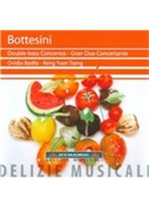 Bottesini: Double-bass Concertos; Gran Duo Concertante (Music CD)