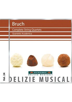 Max Bruch: Complete String Quartets (Music CD)