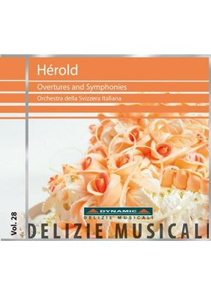 Ferdinand Hérold: Overtures and Symphonies, Vol. 28 (Music CD)