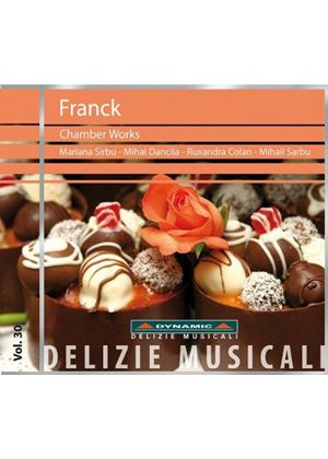 Franck: Chamber Works (Music CD)