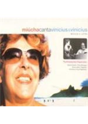 Miucha - Canta Vinicius (Music CD)