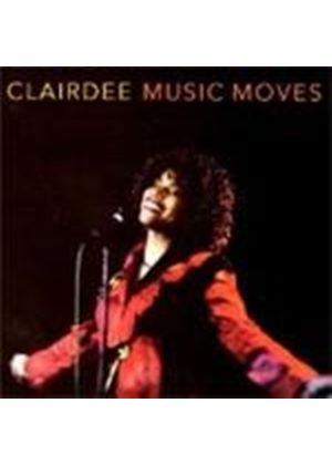 Clairdee - Music Moves