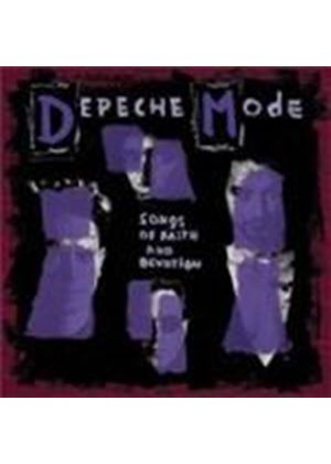 Depeche Mode - Songs Of Faith And Devotion (Remastered/+DVD)