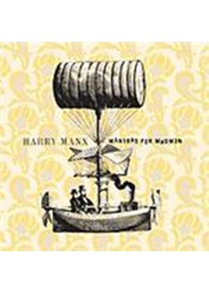 Harry Manx - Mantras For Madmen (Music CD)