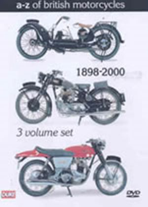 A To Z Of British Motorcycles (Box Set)