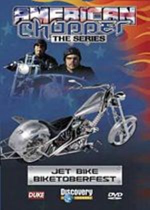 American Chopper - Jet Bike And Biketoberfest