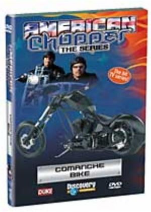 American Chopper - Comanche Bike