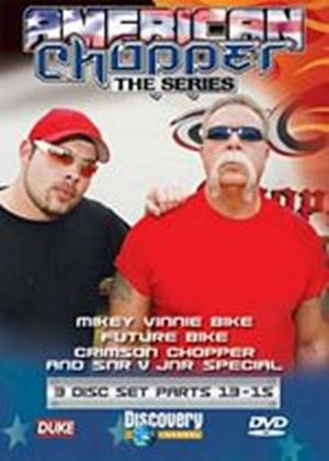 American Chopper - The Series - Parts 13 To 15