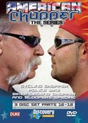 American Chopper - The Series - Parts 16 To 18
