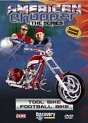 American Chopper - Series 2 - Tool Bike And NY Jets Bike