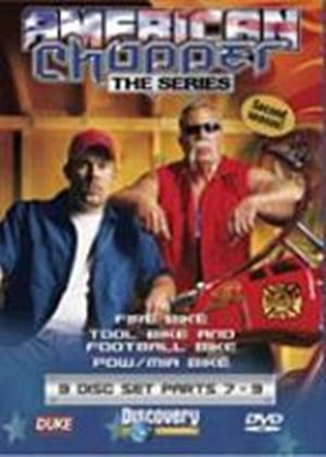American Chopper The Series - Parts 7 - 9