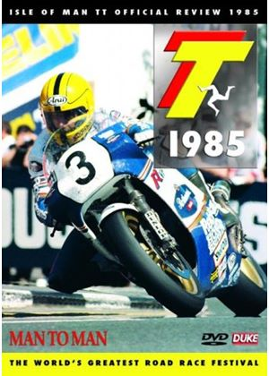 1985 Isle of Man TT Official Review