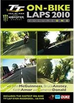 TT 2010 On-Bike Laps Vol. 1